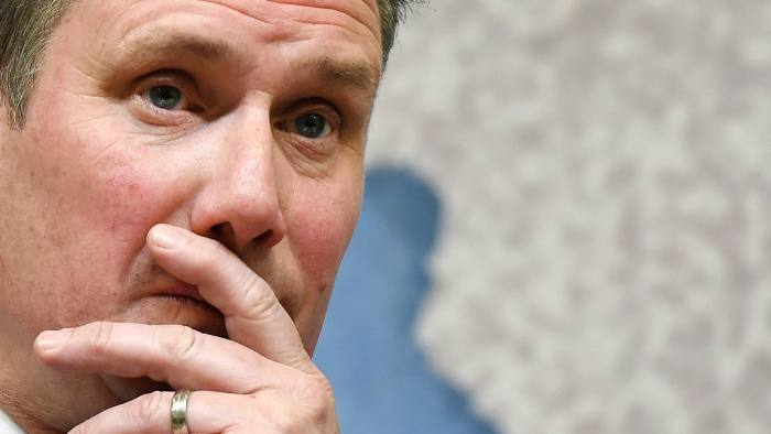 Keir Starmer says Labour will seek to amend any final deal on Brexit