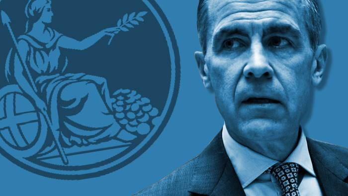 The search for Mark Carney's replacement at the Bank of England has begun