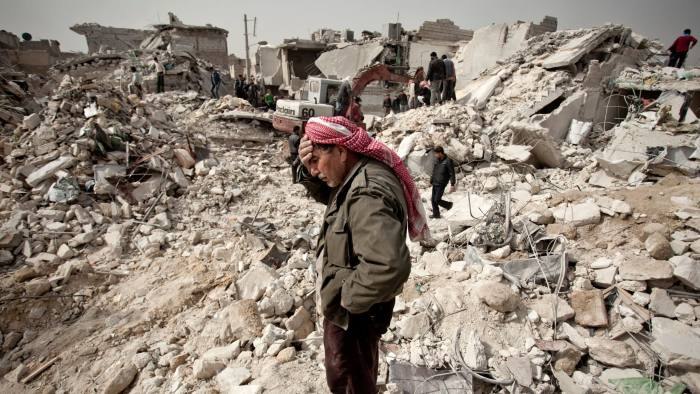 For the Syrian civil war, Barack Obama's restrained approach had serious unintended consequences