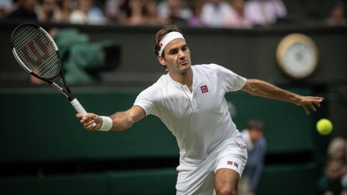 0727899459e0 Federer s Uniqlo deal underscores value of legendary status ...