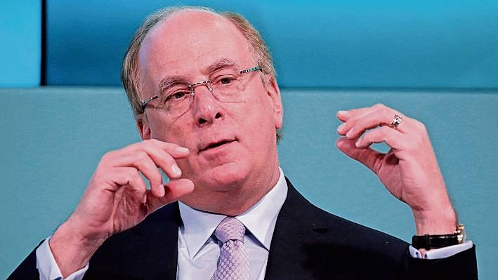 BlackRock's Fink can count on 'deep bench' to pick heir | Financial Times