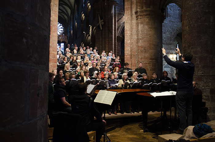 St Magnus festival, Orkney Rossini Petite Messe Solonnelle