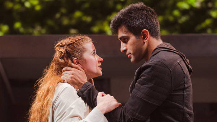 A Fresh Urgent Romeo And Juliet At The Barbican London Financial