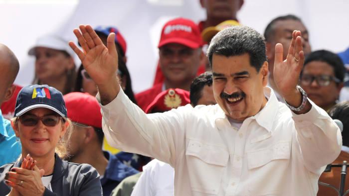Venezuelan Scientist Offers Reality >> Us Shifts Strategy In Effort To Dislodge Venezuela S Maduro