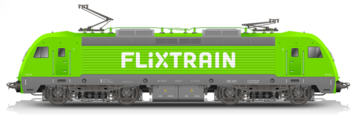 Flixtrain carriage