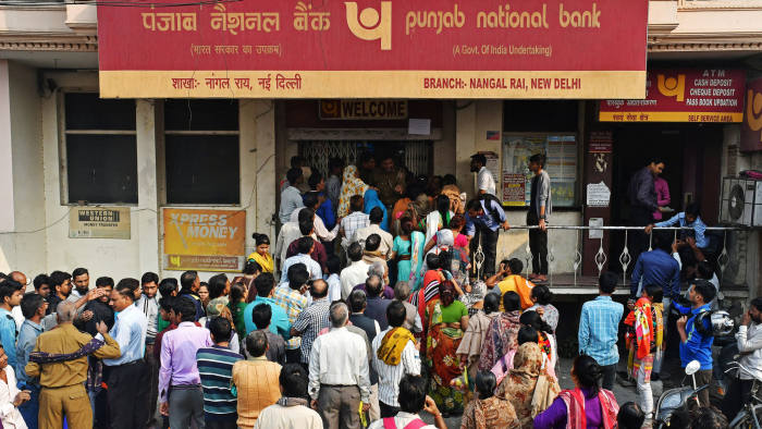 Government reluctant to relax grip on India's state-owned banks | Financial  Times