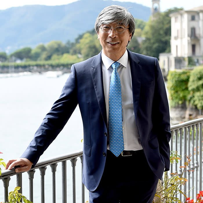 COMO, ITALY - SEPTEMBER 07: Patrick Soon-Shiong President of Nantworks poses during the Ambrosetti International Economic Forum 2018 on September 7, 2018 in Como, Italy. 'The scenario of today and tomorrow for competitive strategies' is the title of the 44th edition of the Ambrosetti International Economy Forum. (Photo by Pier Marco Tacca/Getty Images)