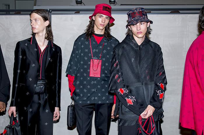 Fashion, Style, SS19, Fendi