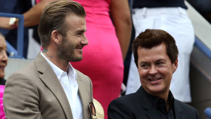 9a2838e054b9 David Beckham pays $50m for full control of his brand business ...