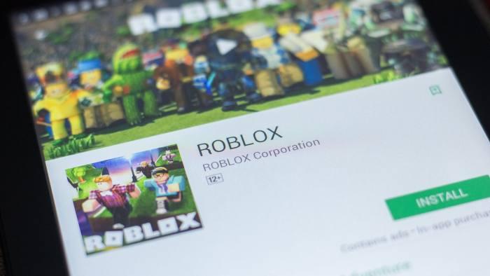 Roblox games platform plans European expansion   Financial Times