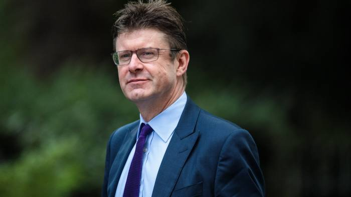 LONDON, ENGLAND - JULY 10: Business Secretary Greg Clark arrives for a cabinet meeting at 10 Downing Street, on July 10, 2018 in London, England. Ministers are meeting for a cabinet meeting after the Prime Minister was forced to carry out a reshuffle following the high profile resignations of Boris Johnson and David Davis over her controversial Brexit strategy. (Photo by Jack Taylor/Getty Images)
