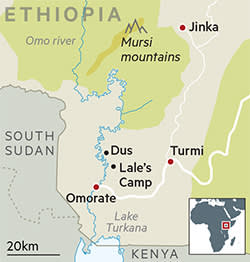 The world until yesterday: meeting the tribes of Ethiopia's