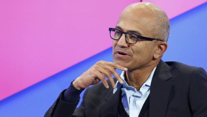 The first version of the HoloLens was seen as a sign of a fresh approach from Microsoft chief executive Satya Nadella.