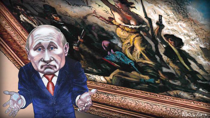 Putin Liberte