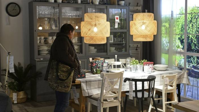 Ikea To Trial Furniture Leasing In Business Overhaul Financial Times