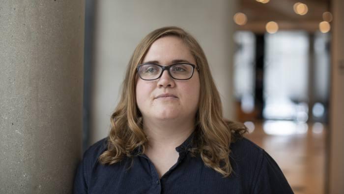 WAC FT Pride - Melanie Rogan