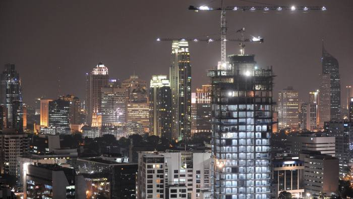 Indonesia Is Ready To Spend 33bn To Move Capital From Jakarta Financial Times