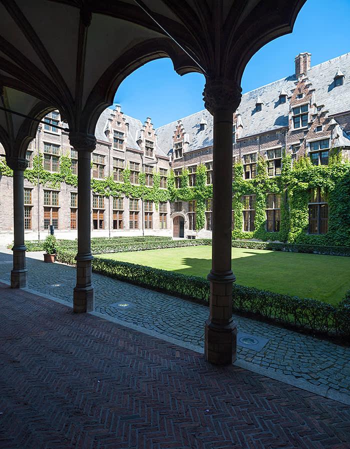 EYNPM5 Belgium, Antwerp, UAntwerpen Universitaire Faculteiten Sint-Ignatius Antwerpen Universiteit Antwerpen University Campus