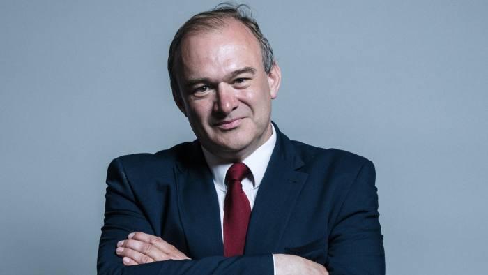 Edward Davey - UK Parliament official portraits 2017