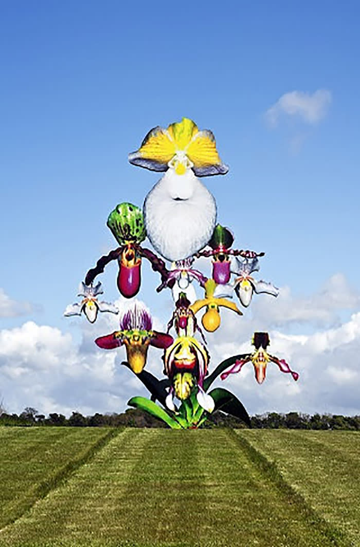 Marc Quinn, Love Bomb, 2006. Courtesy Jupiter Artland. Photo by Keith Hunter (2) SML