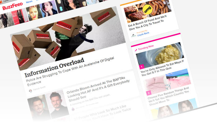 Vice, BuzzFeed and Vox hit by changes in digital media