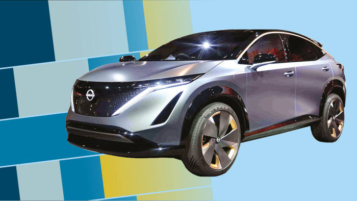 Nissan Aims To Restore Pole Position In Electric Car Market