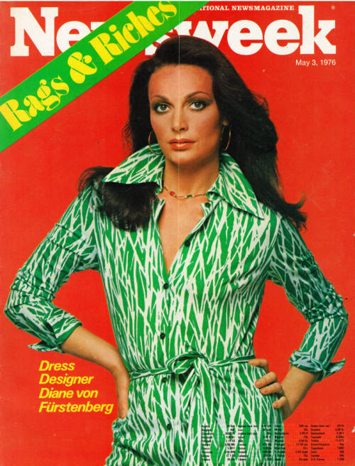 Diane Von Furstenberg I Used To Be An Icon Now I Want To Be An Oracle Financial Times