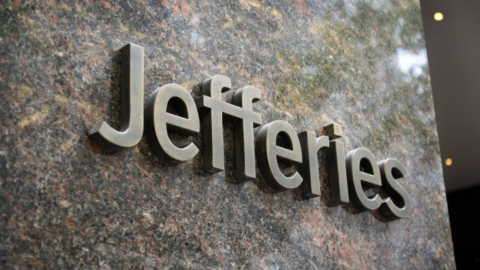 Arbitrator says Jefferies aided trades that crashed fund