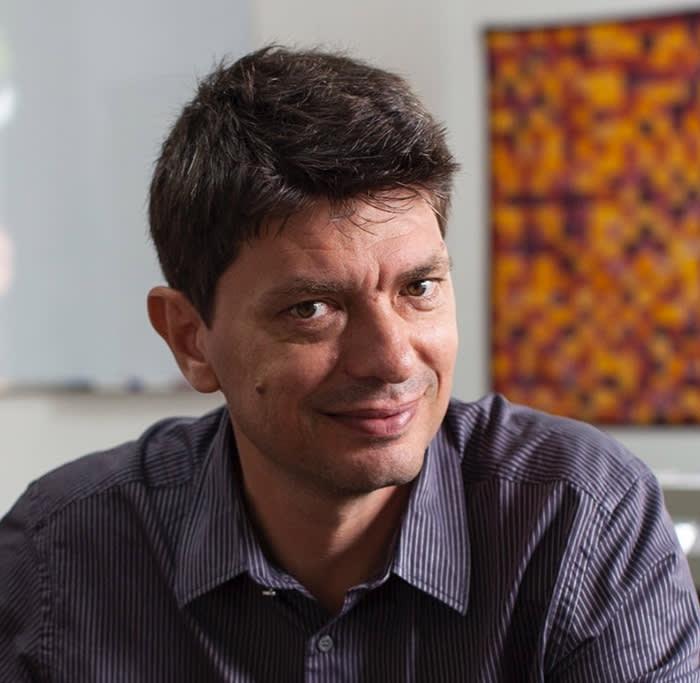Erwin Telemans,  Benelux director, Handicap International