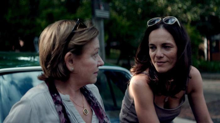 Ana Brun, left, and Ana Ivanova in 'The Heiresses'