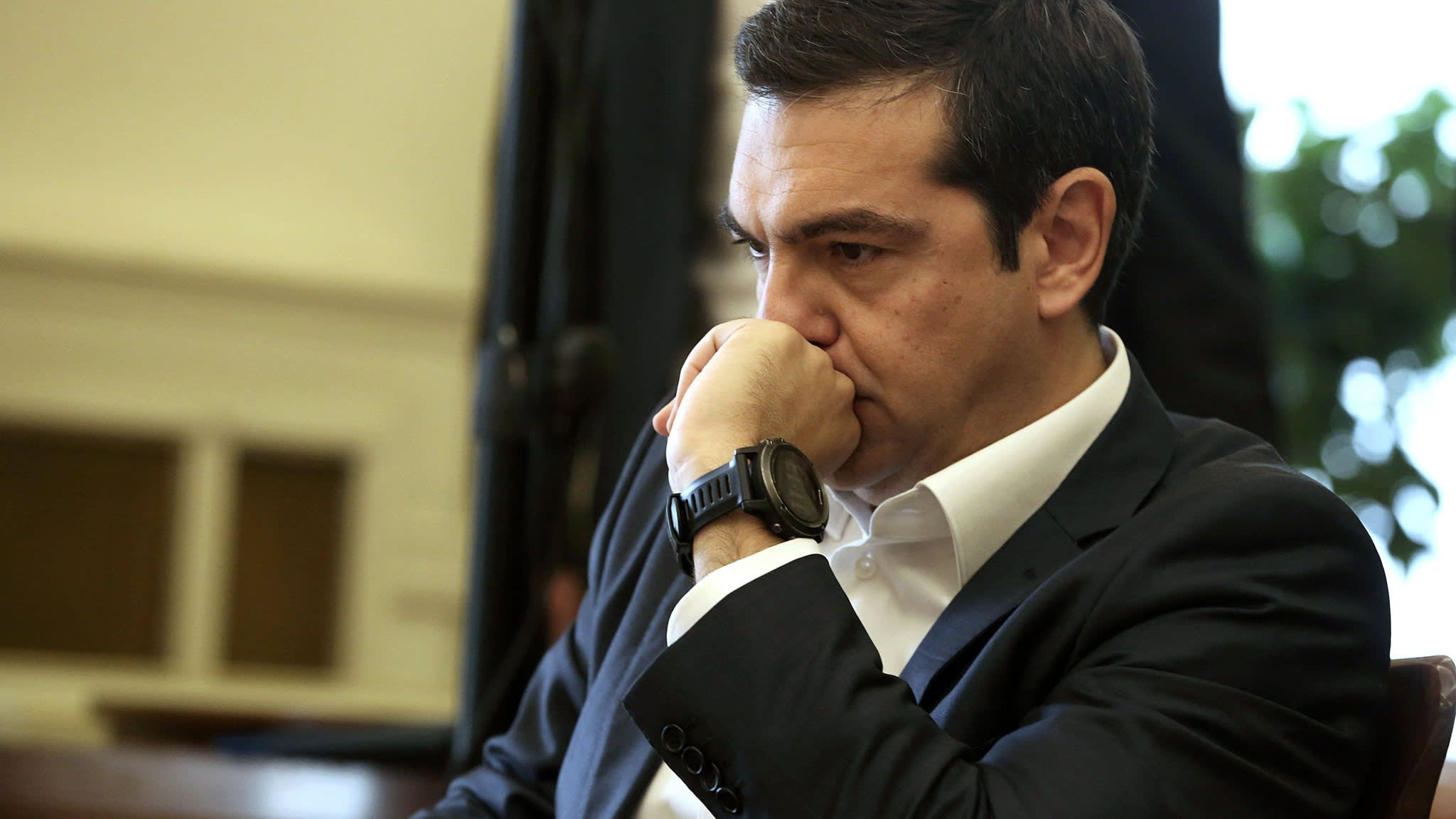 Greece shows Britain a maverick state can recover from disorder   Financial Times