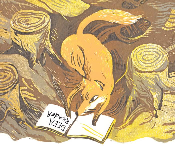 George Saunders's fantastic fox | Financial Times