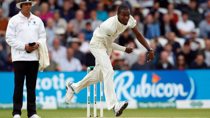Jofra Archer offers glimmer of hope for English cricket