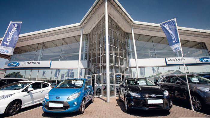 Probe Into Lookers Puts Car Dealerships In Spotlight Financial Times