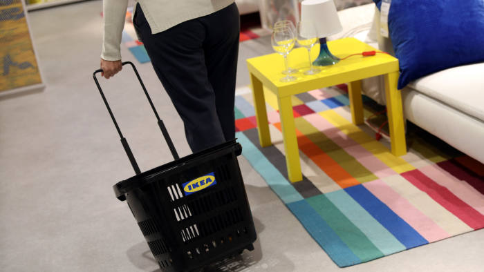 Ikea Looks To Launch Sales Platform That Would Include Rival