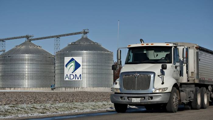 Grain merchant ADM weathers agricultural trade wars | Financial Times
