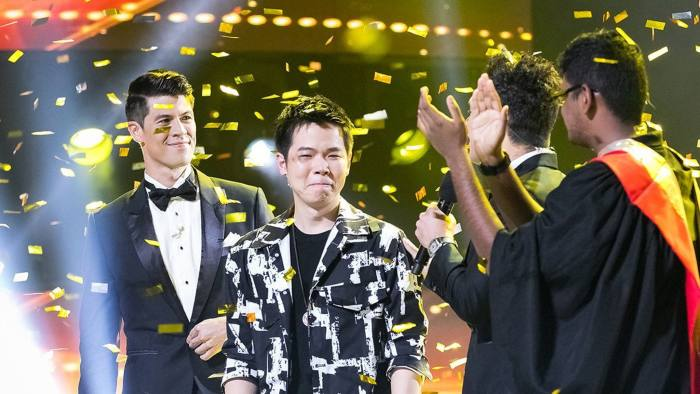 Asia's Got Talent Season 3 winner Magician Eric Chien