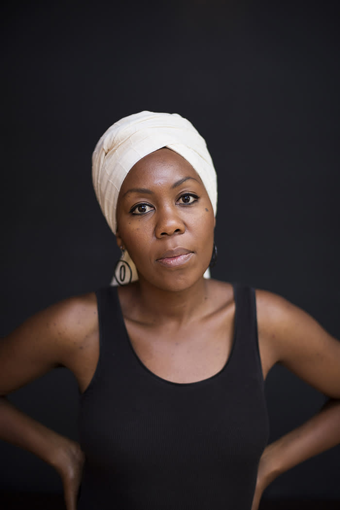 The South African writer Sisonke Msimang, who was raised in exile and whose work focuses on race and gender