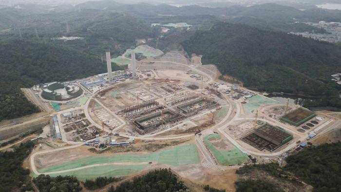 Shenzhen East Waste-to-Energy Plant - CREDIT Schmidt Hammer Lassen Architects