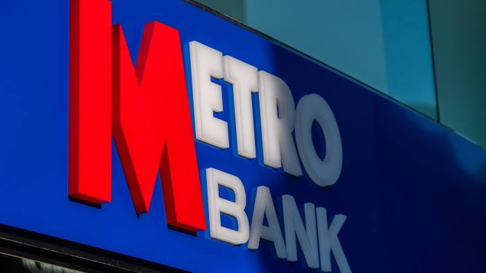 Design Bank Sale.Metro Bank Shares Hit Record Low Prompting Sale Speculation