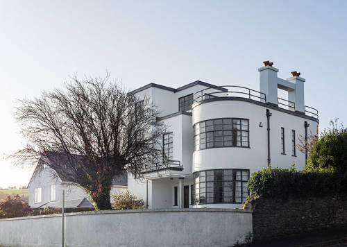The Secret History And Eternal Glamour Of The Art Deco Beach House Financial Times