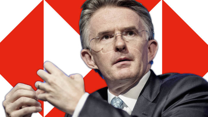 John Flint: the HSBC lifer who quietly made his way to the top