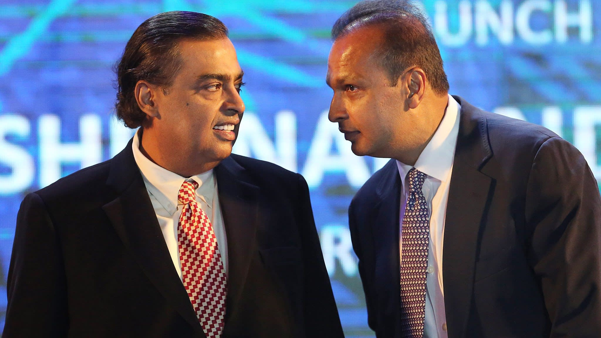 Why brotherly love has broken out between the Ambanis | Financial Times