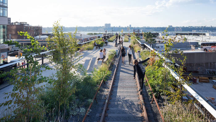 Piet Oudolf The Man Who Planted The High Line Financial Times