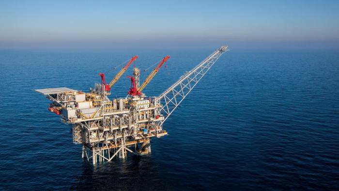 An opportunity for natural gas in the eastern Mediterranean