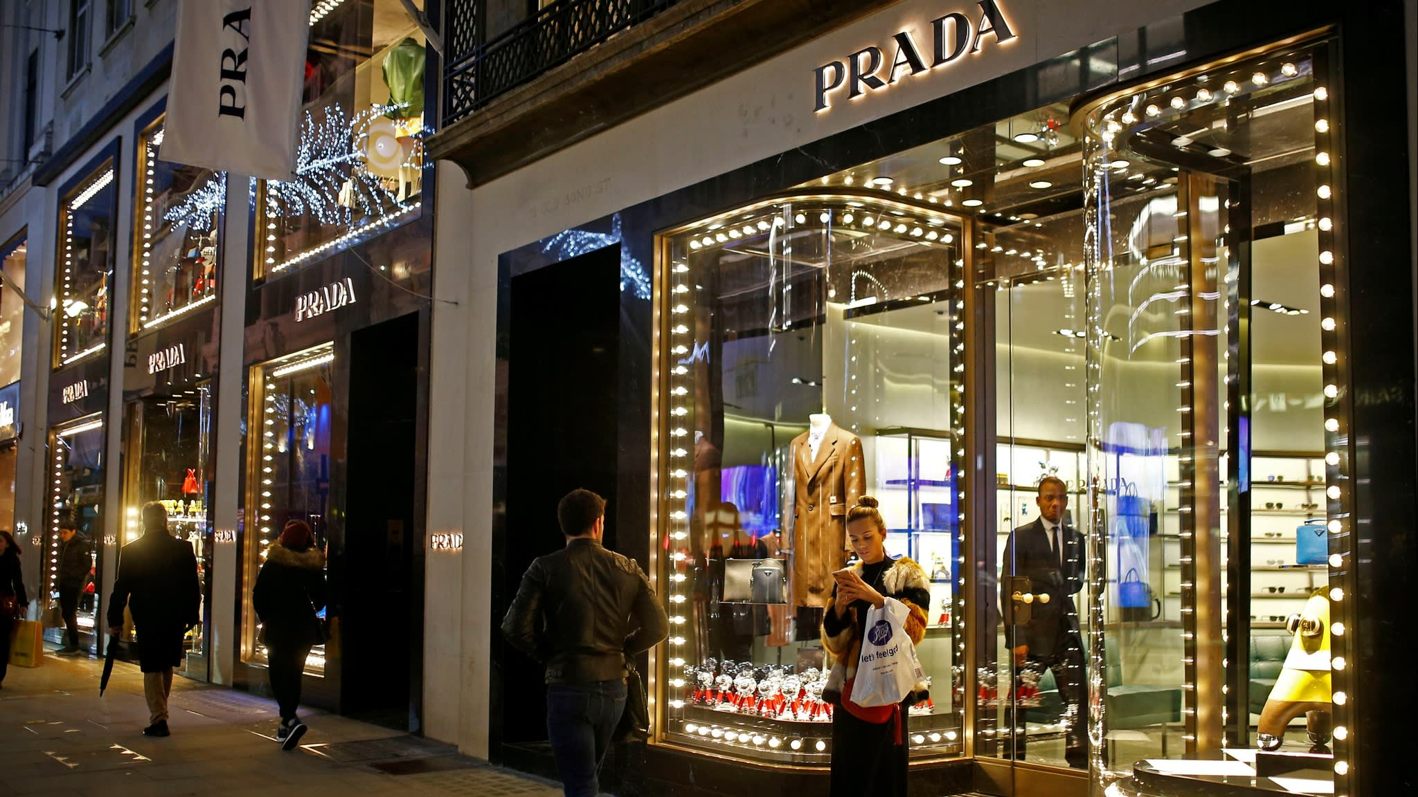 Prada shares tumble 9% after analysts trim target price | Financial Times