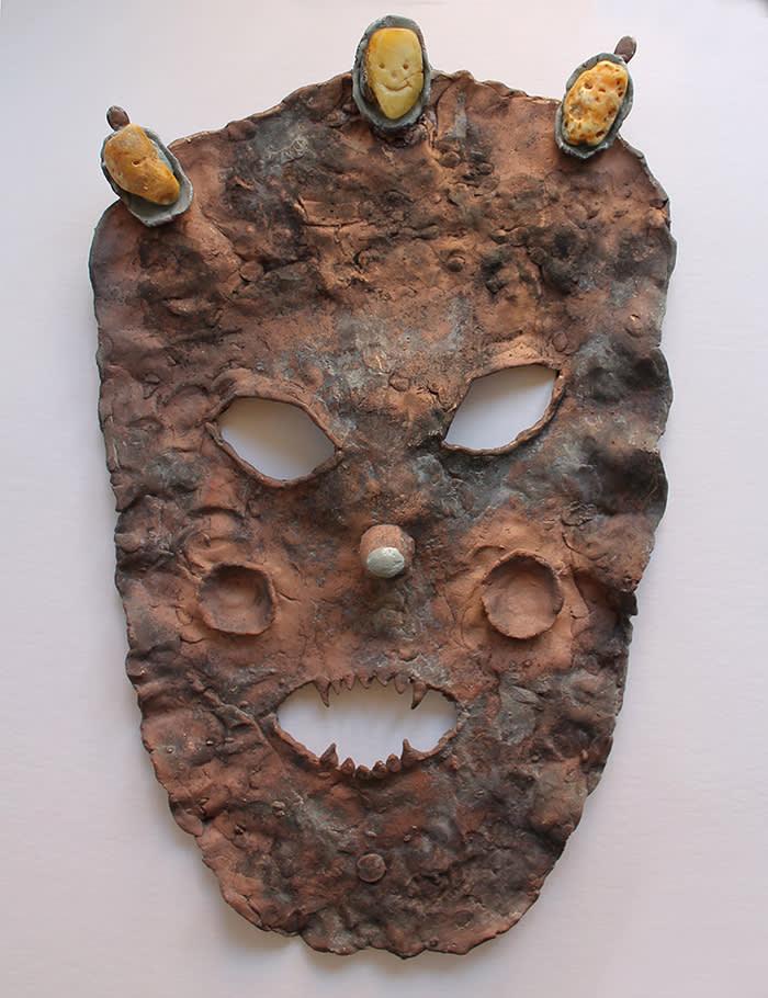 Evgeny Antufiev installation taking place at the Museo Archaeologico Antonio Salinas