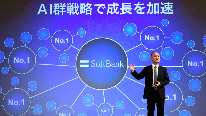 SoftBank shares slip after Uber's disappointing debut