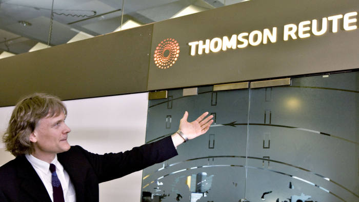 Thomson Reuters plans to sell down LSE stake   Financial Times