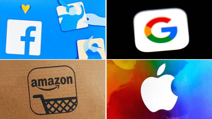 Facebook Apple Amazon Alphabet Google tech regulation